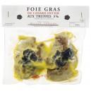 Escalopes de foie gras de canard truffé à 5% 150 gr