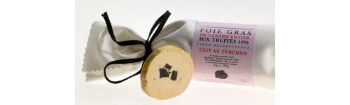 Foie gras cuit au torchon